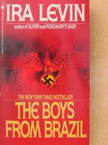 Ira Levin - The Boys from Brazil [antikvár]