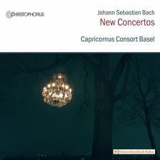Bach - NEW CONCERTOS CD BACH