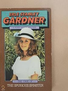 Erle Stanley Gardner - The case of the Spurious Spinster [antikvár]