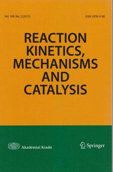 Fábián István - Reaction Kinetics, Mechanisms and Catalysis 109/2 [antikvár]