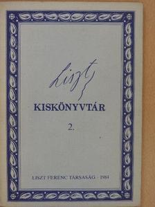 Dr. Simó Jenő - Liszt kiskönyvtár 2. [antikvár]