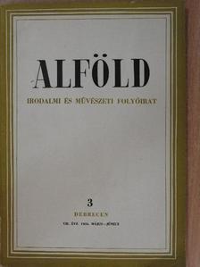 Ambrus Tibor - Alföld 1956. május-június [antikvár]