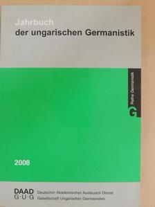András Vizkelety - Jahrbuch der ungarischen Germanistik 2008 [antikvár]