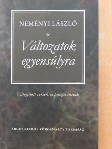 Neményi László - Változatok egyensúlyra [antikvár]