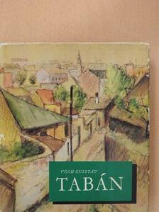 Pereházy Károly - Tabán képei [antikvár]