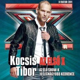 VÁL: - KOCSIS TIBOR CD AZ ELSŐ X