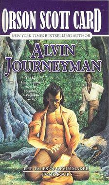 Orson Scott Card - Alvin Journeyman [antikvár]