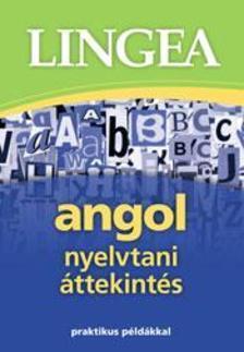 Angol nyelvtani áttekintés