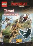 LEGO Ninjago / Támad a cápasereg - matricáskönyv