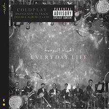 Coldplay - Everyday life (ltd.) - CD