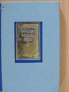 Benjámin László - Hungarian Poetry 1848, 1919, 1945 (minikönyv) [antikvár]