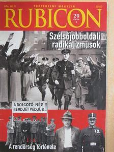 Boros Zsuzsa - Rubicon 2010/3. [antikvár]