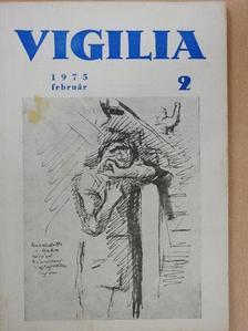 Bárczi Géza - Vigilia 1975. február [antikvár]