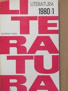Bacsó Béla - Literatura 1980/1-4. [antikvár]
