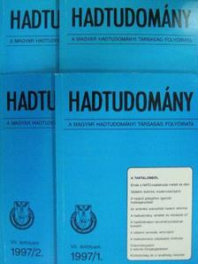 Ács Tibor - Hadtudomány 1997/1-4. [antikvár]