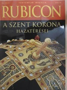 Glant Tibor - Rubicon 2018/7-8. [antikvár]