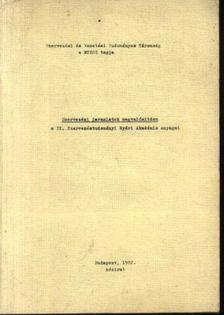 Hegedűs Tibor - Szervezési javaslatok megvalósítása [antikvár]