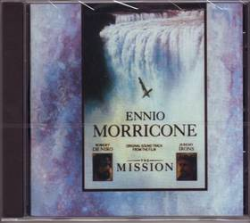 Morricone, Ennio - THE MISSION CD - FILMZENE