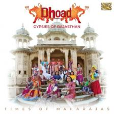 TIMES OF MAHARAJAS CD DHOAD