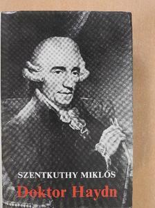 Szentkuthy Miklós - Doktor Haydn [antikvár]