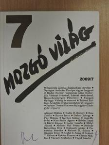 Almási Miklós - Mozgó Világ 2009. július [antikvár]