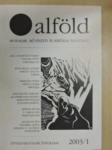 Aczél Géza - Alföld 2003. január [antikvár]