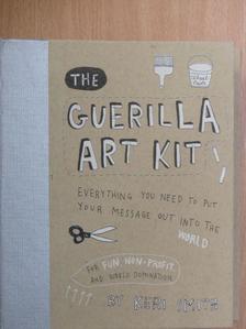 Keri Smith - The Guerilla Art Kit [antikvár]