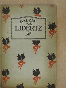Honoré de Balzac - Az lidértz [antikvár]