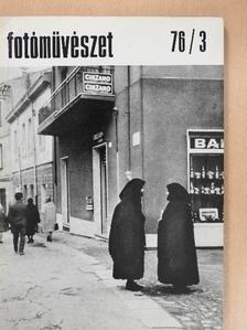 Bán András - Fotóművészet 1976/3. [antikvár]