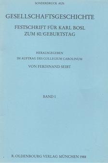 Ferdinand Seibt - Gesellschaftsgeschichte [antikvár]