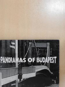 Bajor Nagy Ernő - Panoramas of Budapest [antikvár]