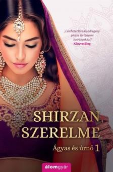 Budai Lotti - Shirzan szerelme - Ágyas és úrnő 1. [eKönyv: epub, mobi]