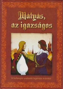 Kőszegi Ábel - Mátyás,az igazságos [antikvár]