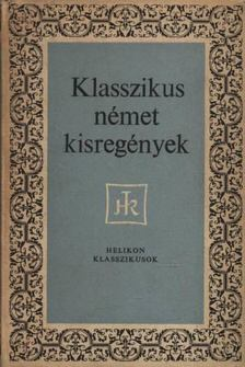 Lator László - Klasszikus német kisregények [antikvár]