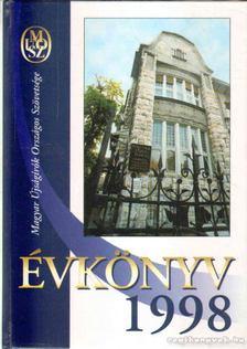 Simányi József dr. (szerk.) - MÚOSZ évkönyv 1998 [antikvár]