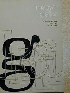 Iványi István - Magyar Grafika 1982/4. [antikvár]