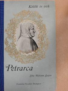 Katona Lajos - Petrarca [antikvár]