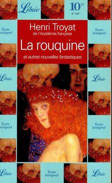 Henri Troyat - La rouquine [antikvár]
