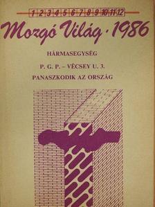 Béládi István - Mozgó Világ 1986. december [antikvár]