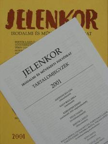 Acsai Roland - Jelenkor 2001. december [antikvár]