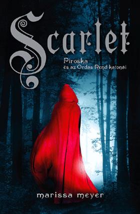 Marissa Meyer - ScarletHoldbéli krónikák 2.