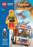 LEGO City / Vigyázz, kész, tűz! + ajándék minifigurával