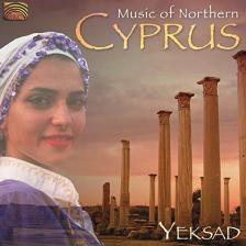 MUSIC OF NORTHERN CYPRUS CD YEKSAD