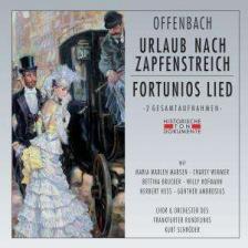 Offenbach - URLAUB NACH ZAPFENSTREIN CD