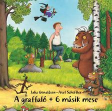 Julia Donaldson - A graffaló + 6 másik mese - hangoskönyv