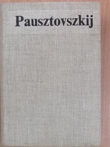 Konsztantyin Pausztovszkij - Fehér szivárvány [antikvár]