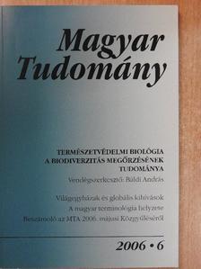 Ács Éva - Magyar Tudomány 2006. június [antikvár]