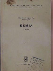 Erdey László - Kémia II. [antikvár]
