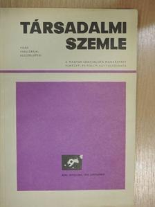 Ágh Attila - Társadalmi Szemle 1972. szeptember [antikvár]