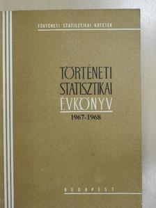 Bali János - Történeti statisztikai évkönyv 1967-1968 [antikvár]